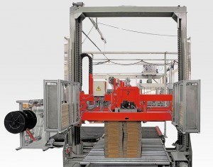 full otomatik plastik cemberleme makinası