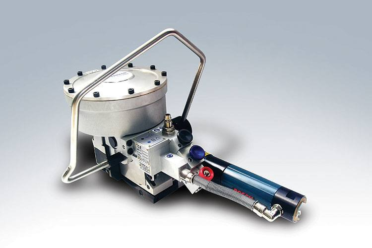 Havalı Çelik Çemberleme Makinası