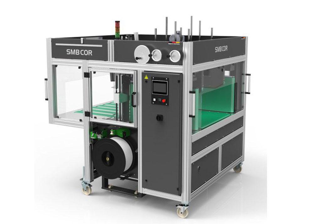Otomatik çember makinası - smb COR